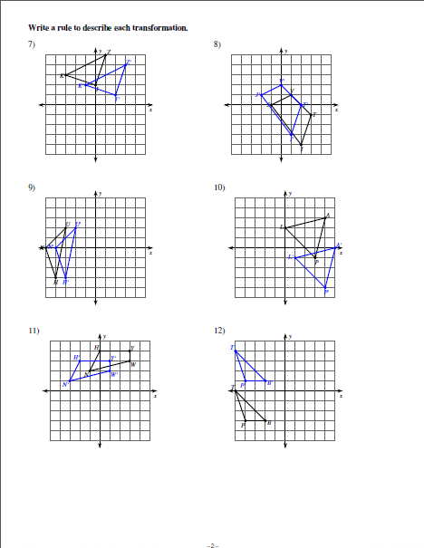 Kuta Math Worksheet - Delibertad